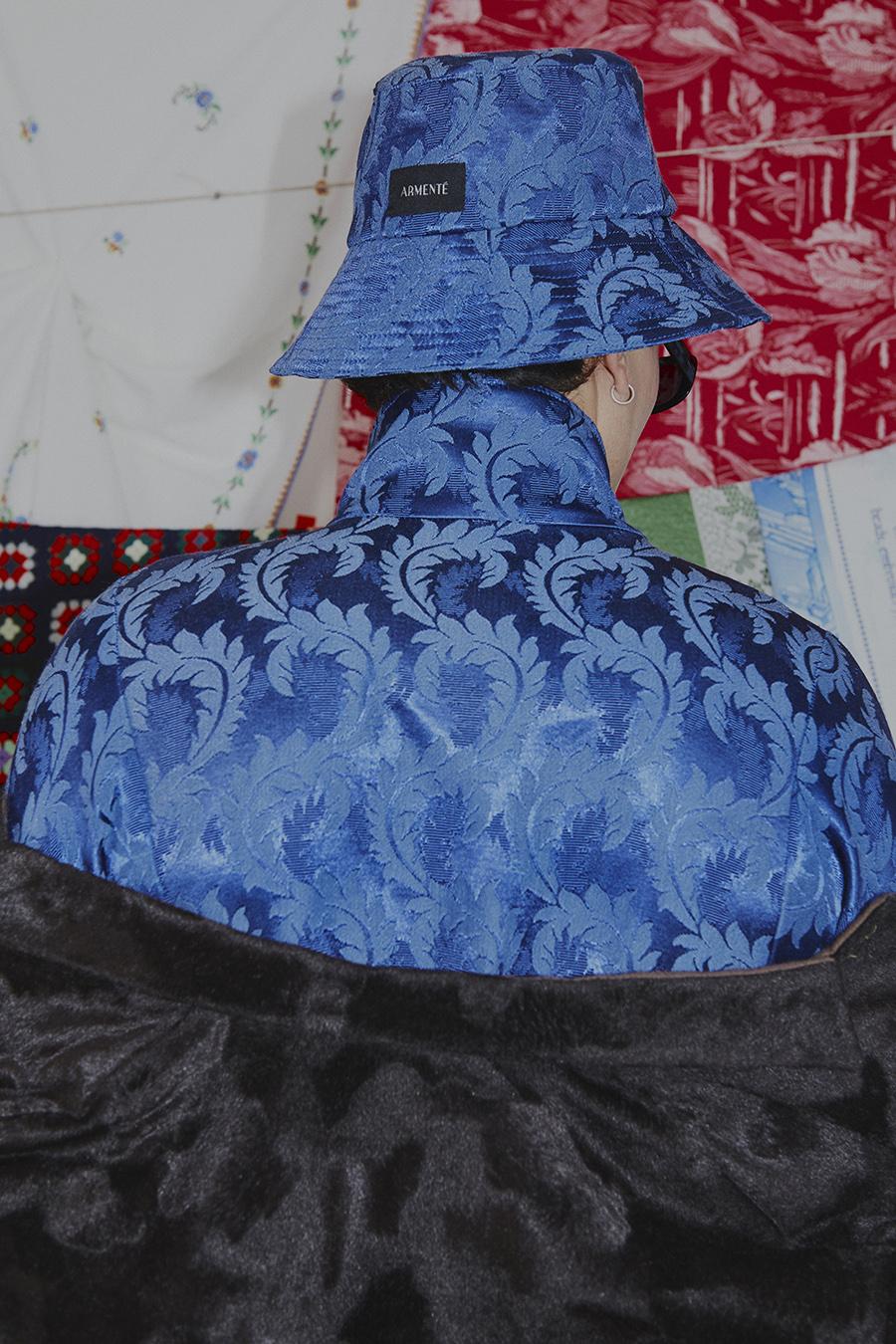 Polerón Bureo Azul