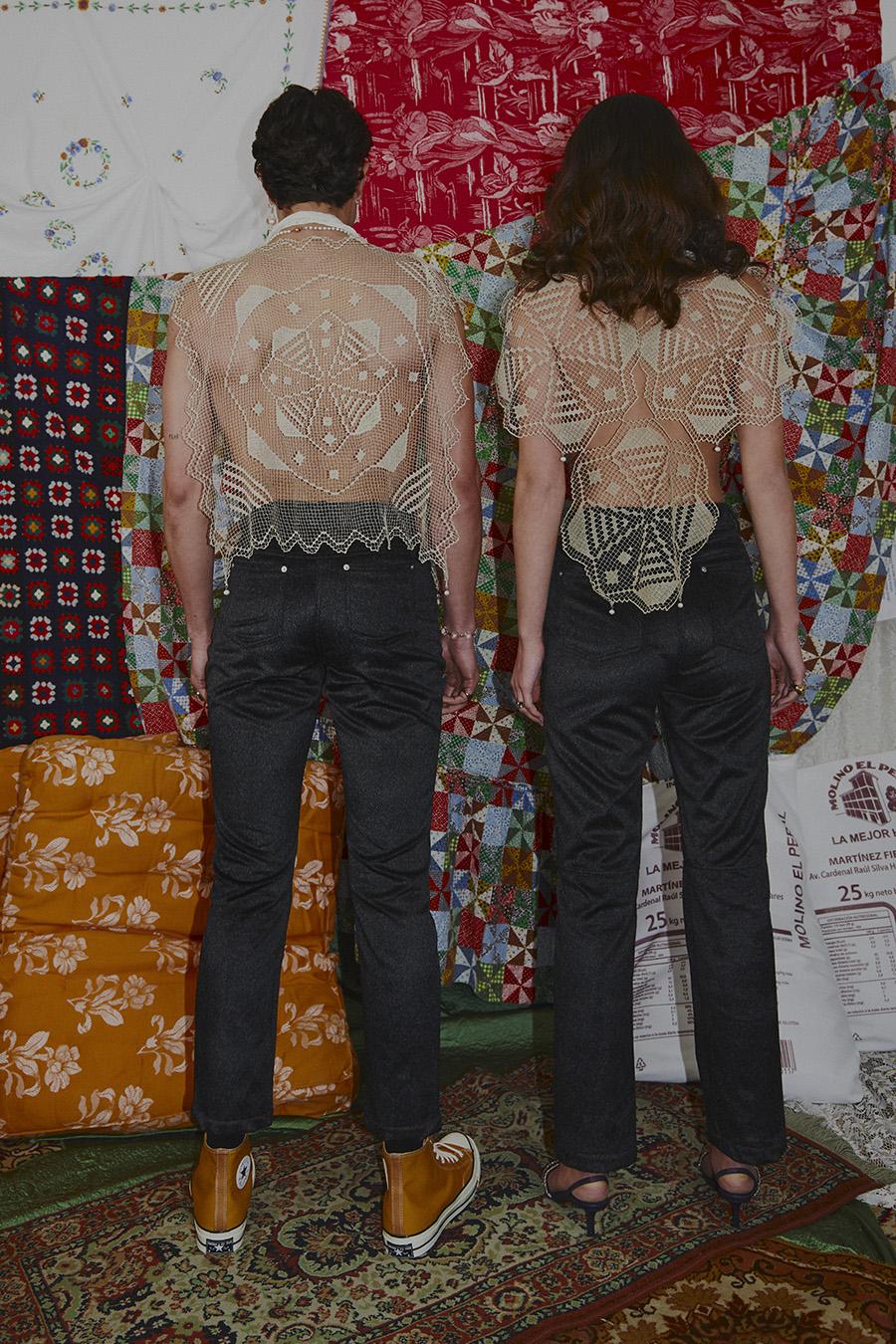 Pantalón Batro Negro
