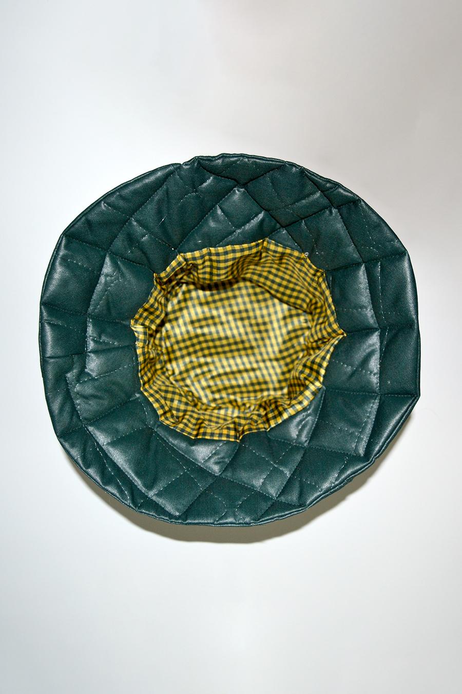 Bucket Bureo Quilt